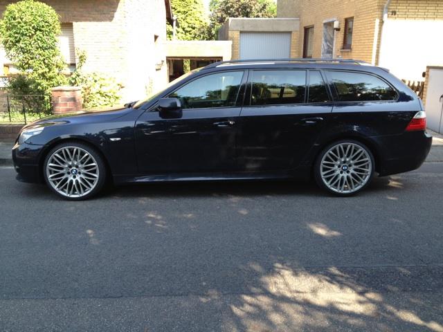 BMW E61 525iA M-Paket - 5er BMW - E60 / E61