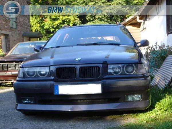 E36, 323 Touring - 3er BMW - E36