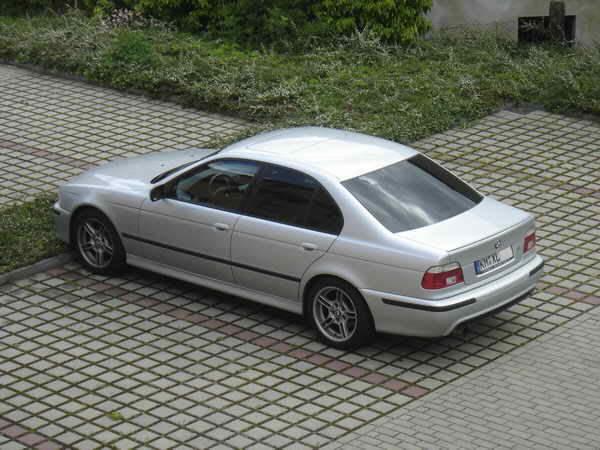 520i Limo M Paket 5er Bmw E39 Quot Limousine Quot Tuning
