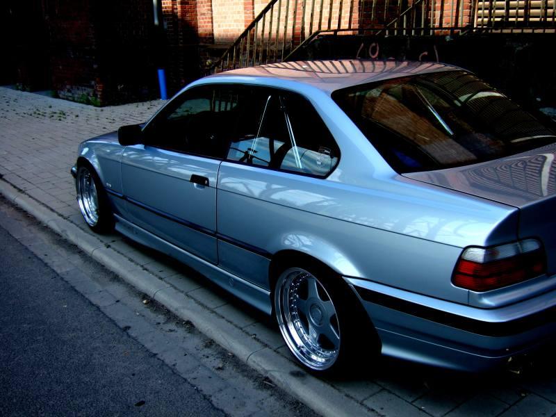 Mein Coupe - 3er BMW - E36