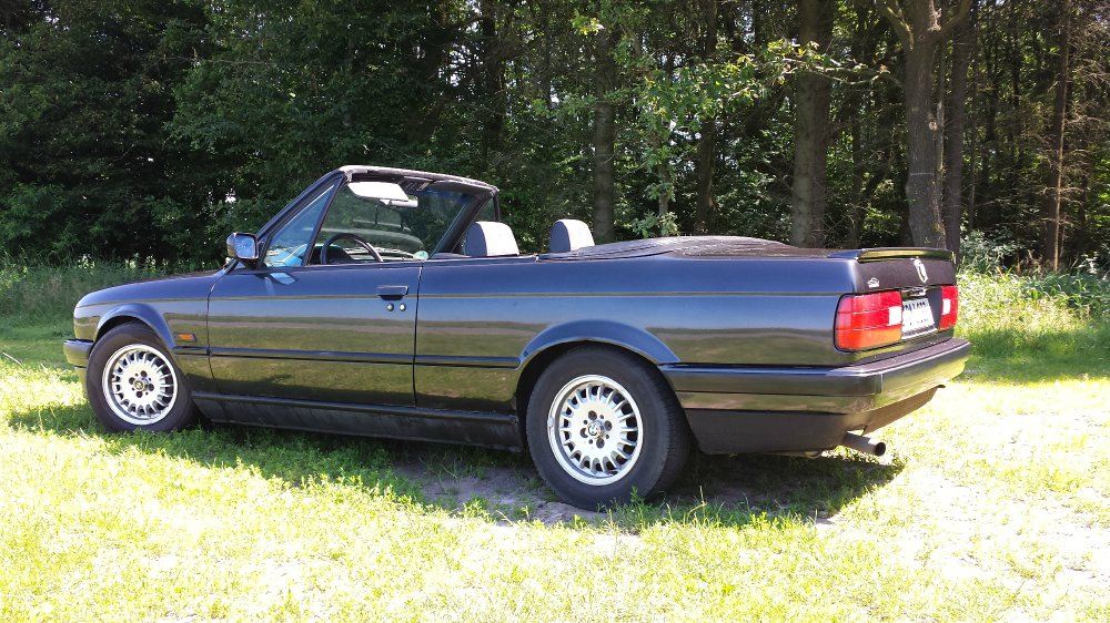 bmw e30 318i cabrio 3er bmw e30 cabrio tuning fotos bilder stories. Black Bedroom Furniture Sets. Home Design Ideas