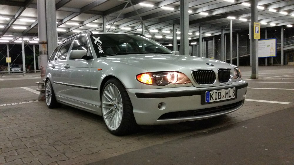 daily 330xd 3er bmw e46 touring tuning fotos. Black Bedroom Furniture Sets. Home Design Ideas