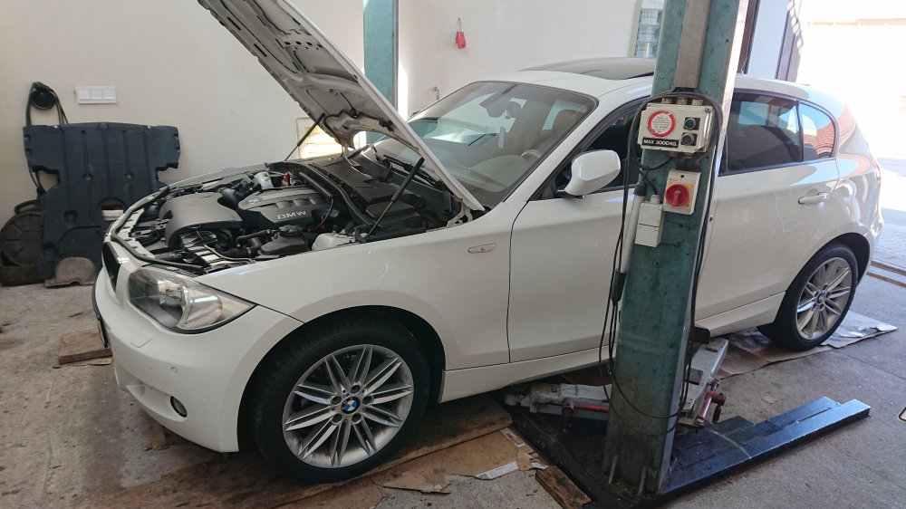120d M-Technik - 1er BMW - E81 / E82 / E87 / E88
