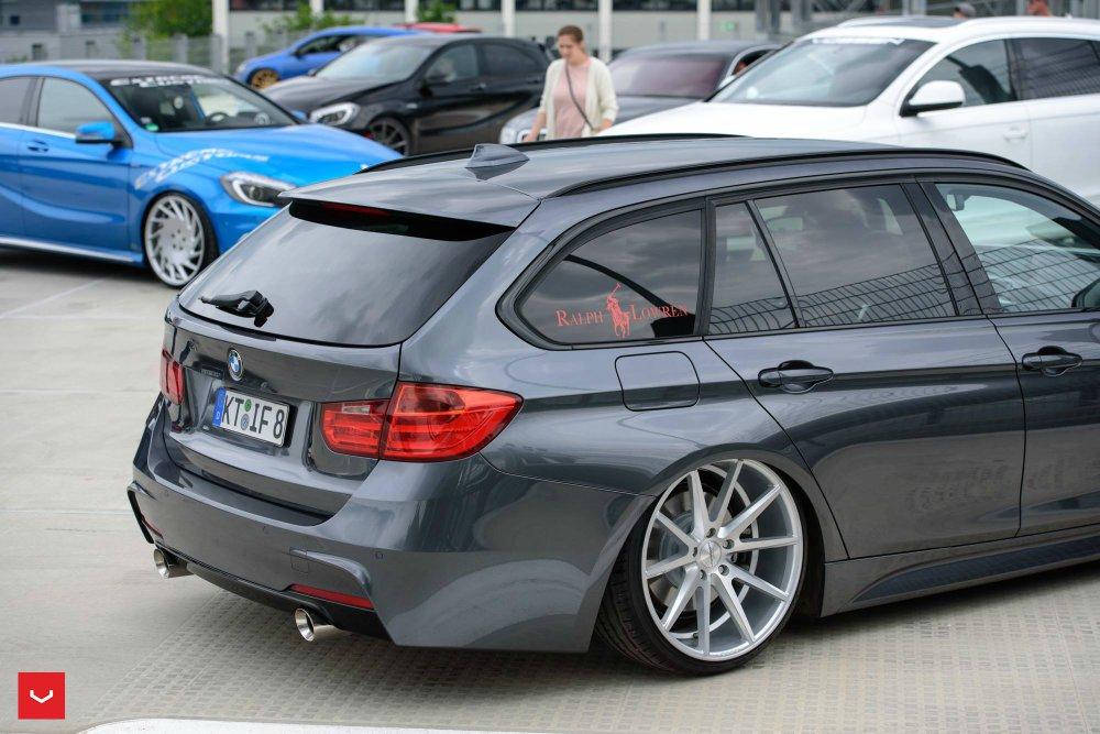 Flo's F31 330d - still static - 3er BMW - F30 / F31 / F34 / F80
