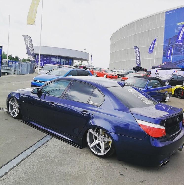 BMW E60 LCI 535d Hartge, G-Ride, 20Zoll, usw - 5er BMW - E60 / E61