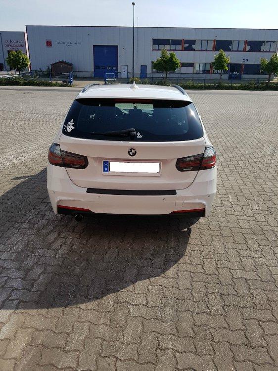 Olaf ....frozen :-) - 3er BMW - F30 / F31 / F34 / F80