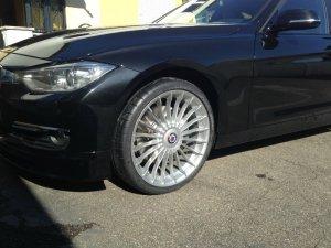 Alpina Classic C13 Felge in 8x20 ET 36 mit Michelin Pilot SuperSport Reifen in 225/35/20 montiert vorn Hier auf einem 3er BMW F30 335i (Limousine) Details zum Fahrzeug / Besitzer