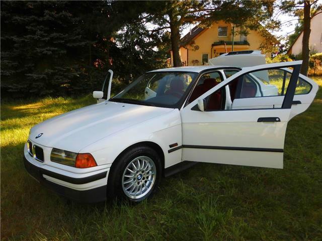 Mrs.White - 3er BMW - E36
