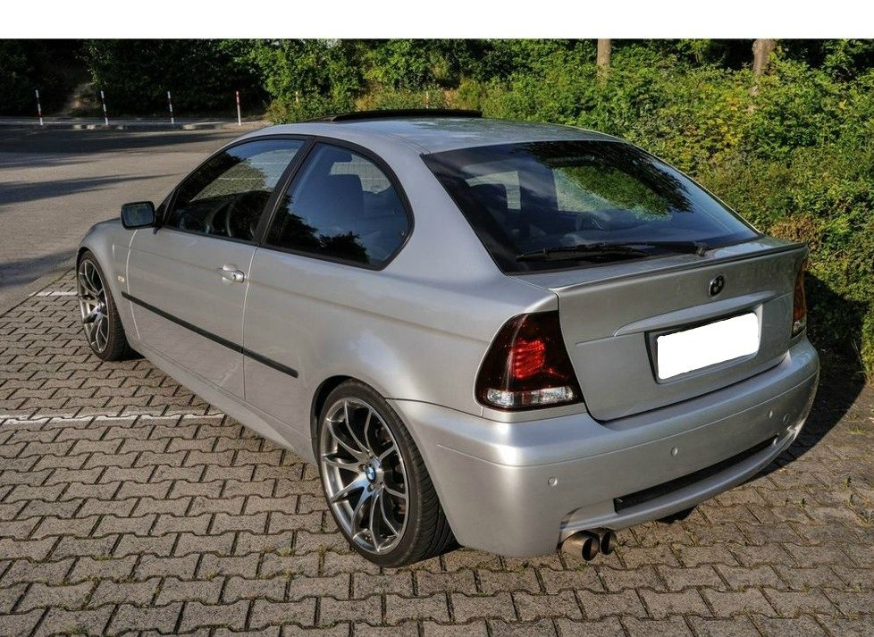e46ti mit m paket 2 3er bmw e46 compact tuning. Black Bedroom Furniture Sets. Home Design Ideas