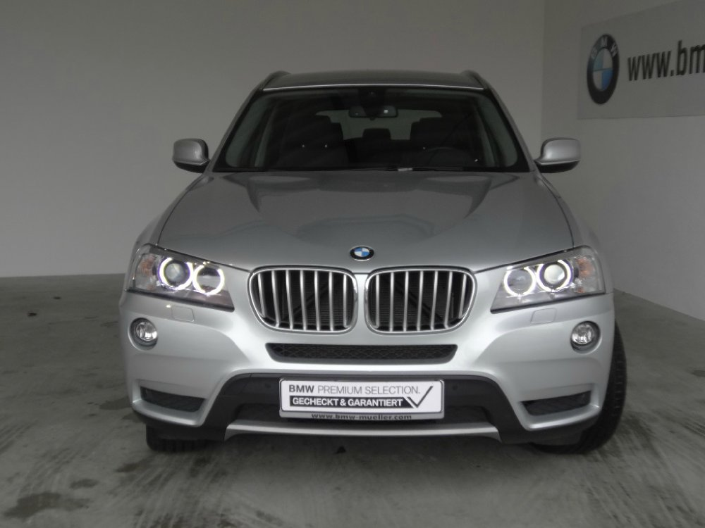 Silver Monster - BMW X1, X3, X5, X6