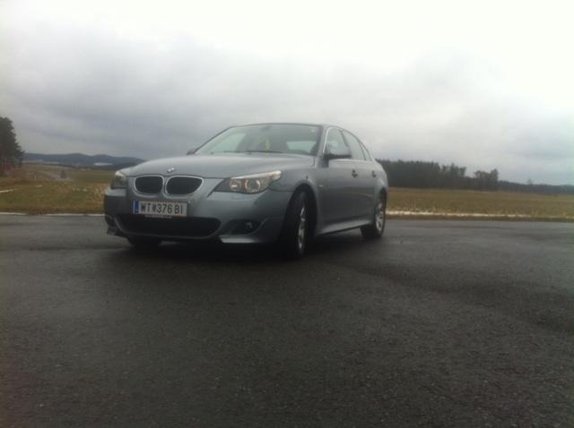 E60 525iA M-Paket - 5er BMW - E60 / E61