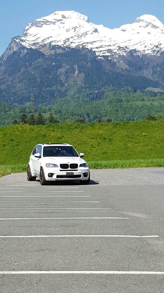 X5 E70 Lci On Vossen Bmw X1 X3 X5 X6 Quot X5 Quot Tuning