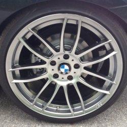 AEZ Sydney Felge in 9x19 ET 40 mit kumho Ecsta le Reifen in 235/35/19 montiert hinten und mit folgenden Nacharbeiten am Radlauf: Kanten gebördelt Hier auf einem 1er BMW E87 123d (5-Türer) Details zum Fahrzeug / Besitzer