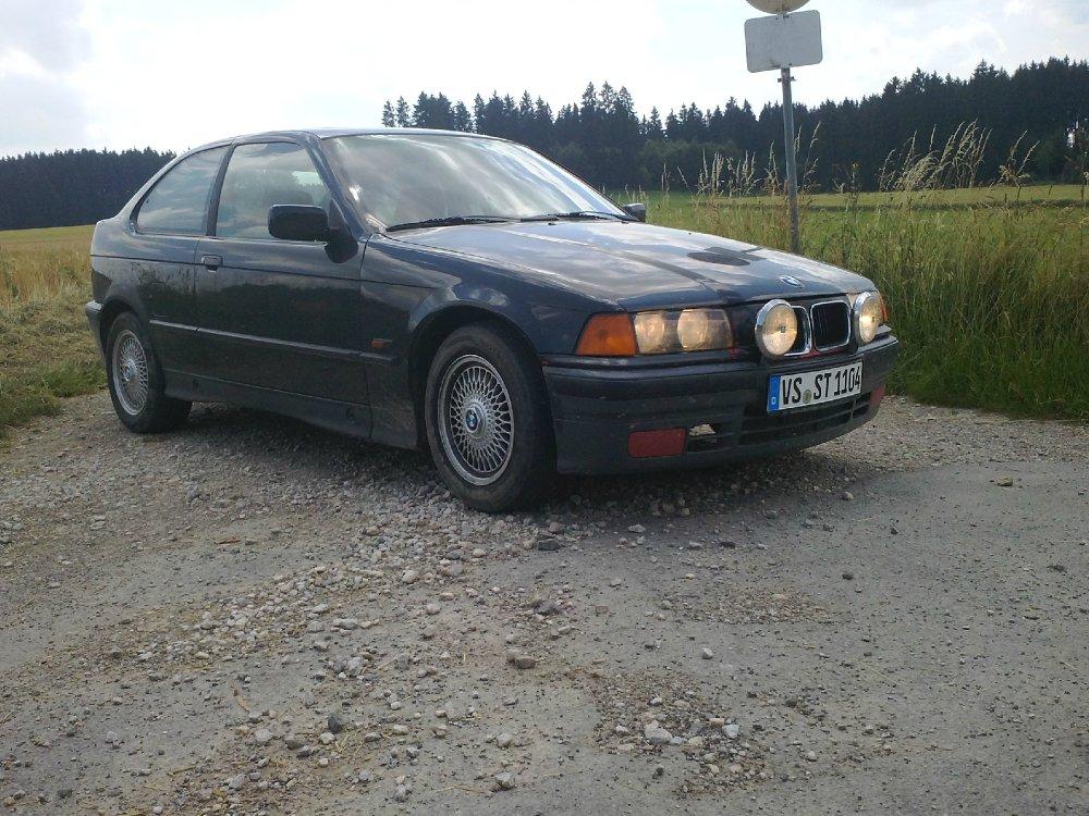 Mein 2. kleiner - 3er BMW - E36
