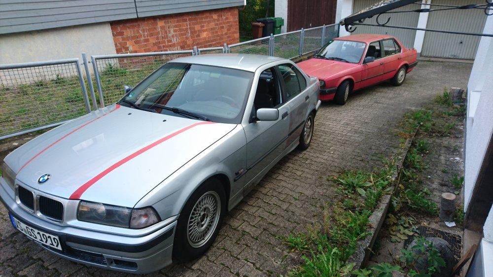 Von ganz klein zu ganz Groß - 3er BMW - E36