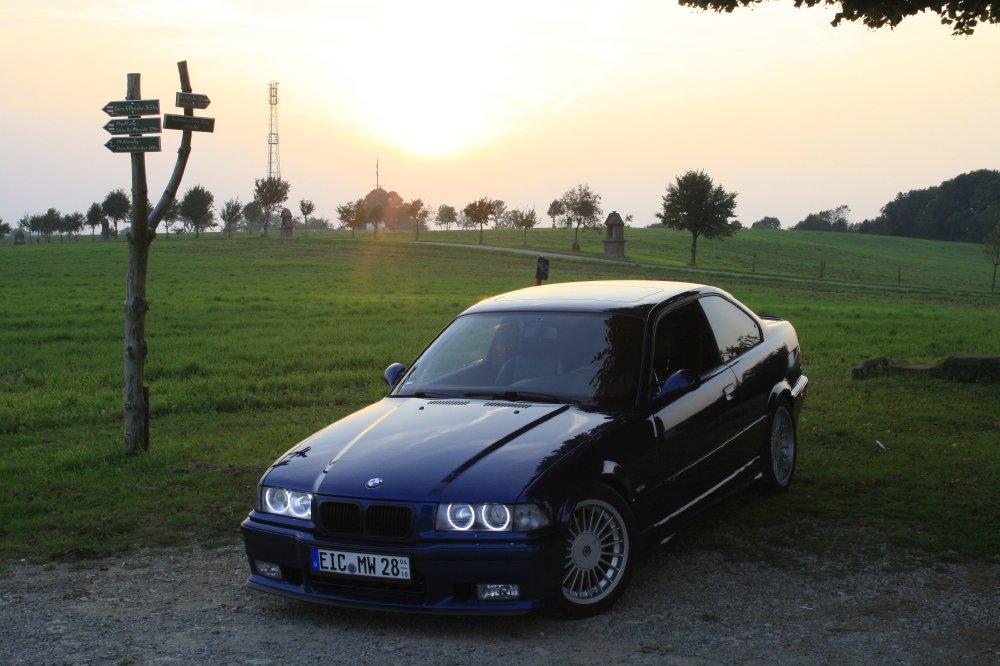 E36 328i avusblau - 3er BMW - E36
