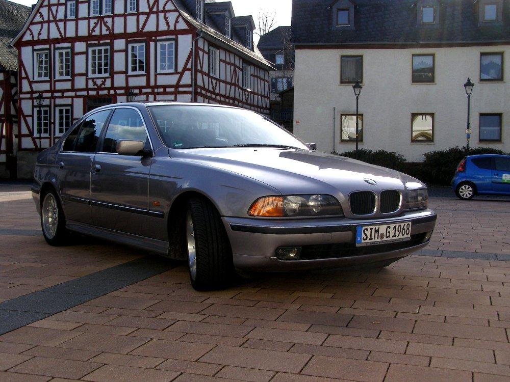 E39, 523i, BJ1996 - 5er BMW - E39