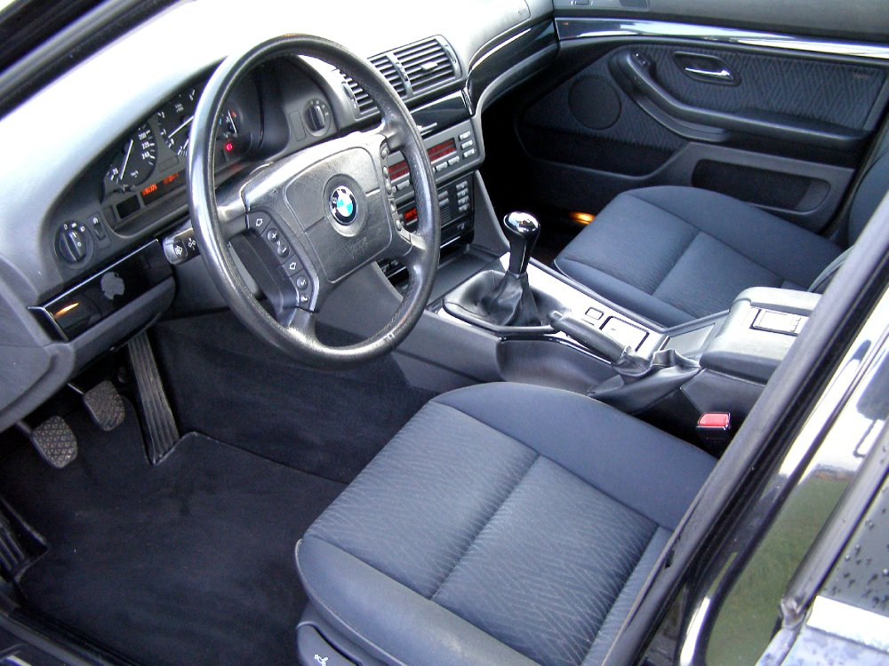 E39, 523i, EZ06/1999 - 5er BMW - E39