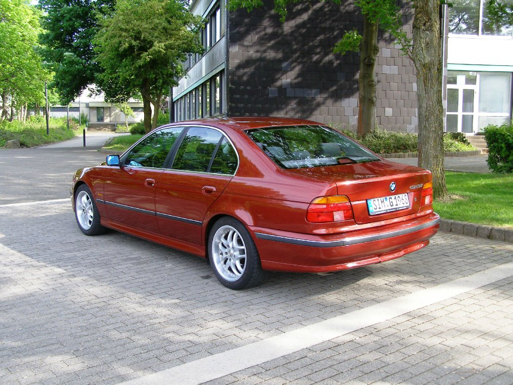 E39, 523i, EZ08/1999 - 5er BMW - E39