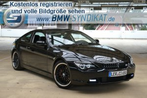 e63 650i black beauty fotostories weiterer bmw. Black Bedroom Furniture Sets. Home Design Ideas