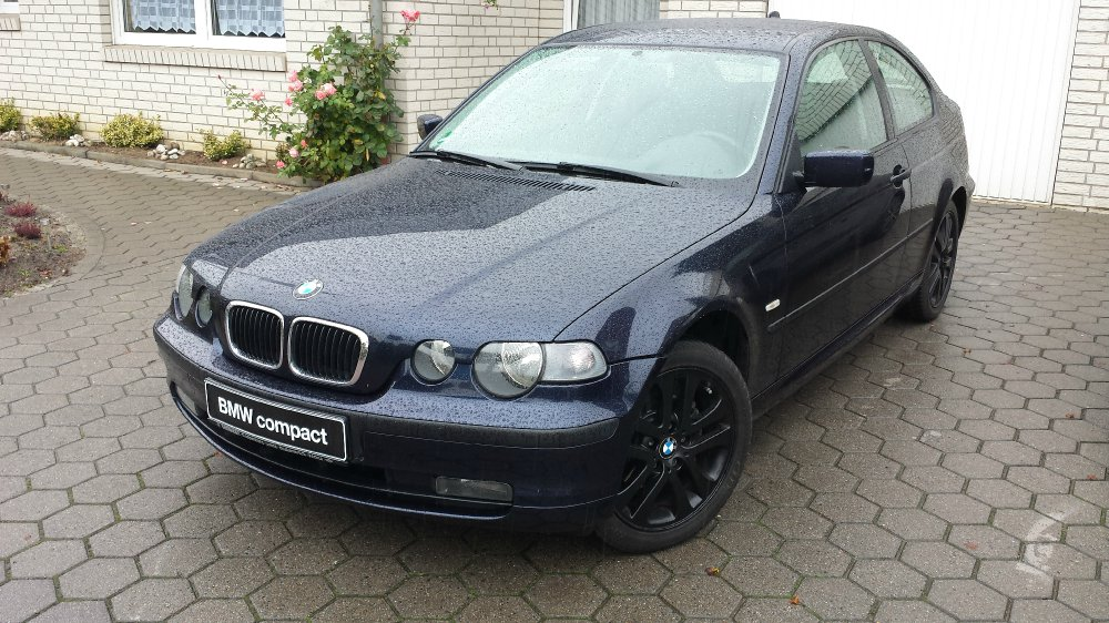 316ti n46 compact 3er bmw e46 compact tuning. Black Bedroom Furniture Sets. Home Design Ideas