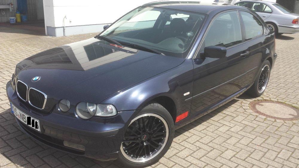 316ti N46 Compact - 3er BMW - E46
