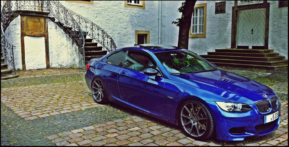 LeMans Blauer ///M335i - 3er BMW - E90 / E91 / E92 / E93