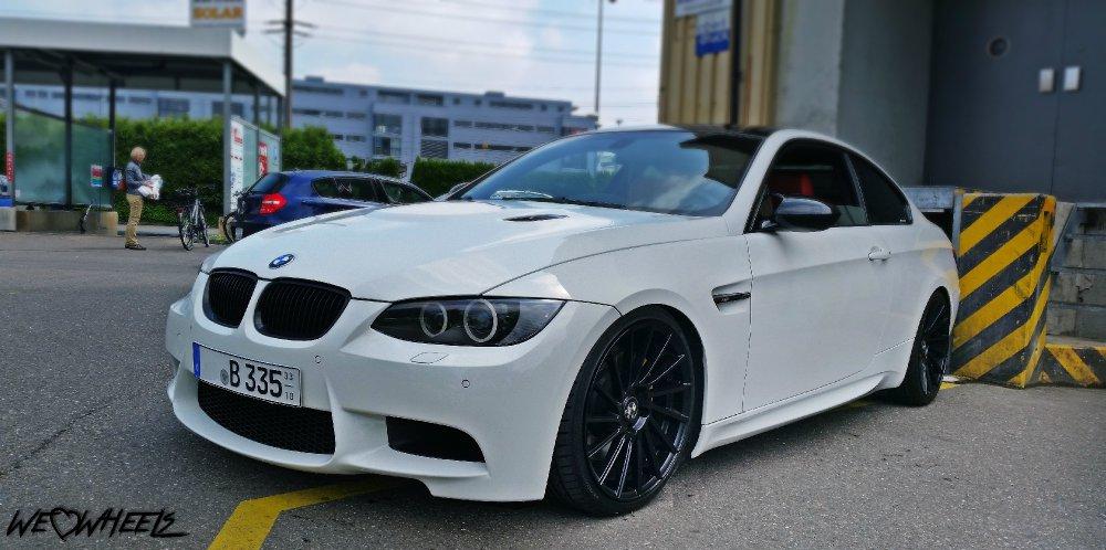 N54 M35i - #WHEELFORCE BOW SIEGER W.32 - 3er BMW - E90 / E91 / E92 / E93