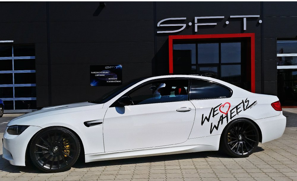 N54 M35i - #WHEELFORCE BOW SIEGER W.32 - 3er BMW - E90 / E91 / E92 / E93