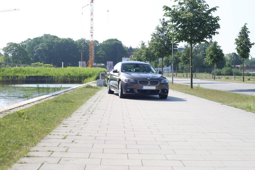 Mein Kleiner so wie er ausgeliefert wurde - 5er BMW - F10 / F11 / F07