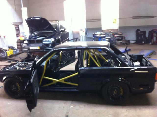 E30 S54 - 3er BMW - E30