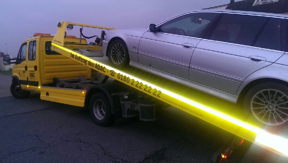 Alt gebraucht nun wird's schick - 5er BMW - E39