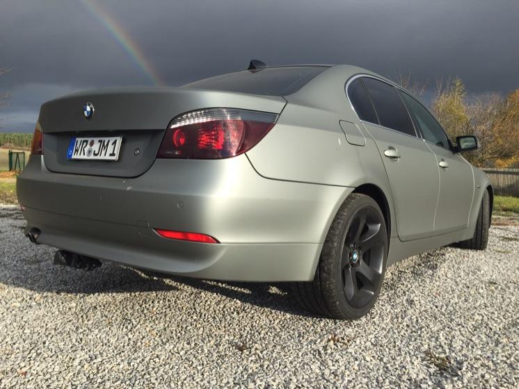 Mein E60 525d - 5er BMW - E60 / E61