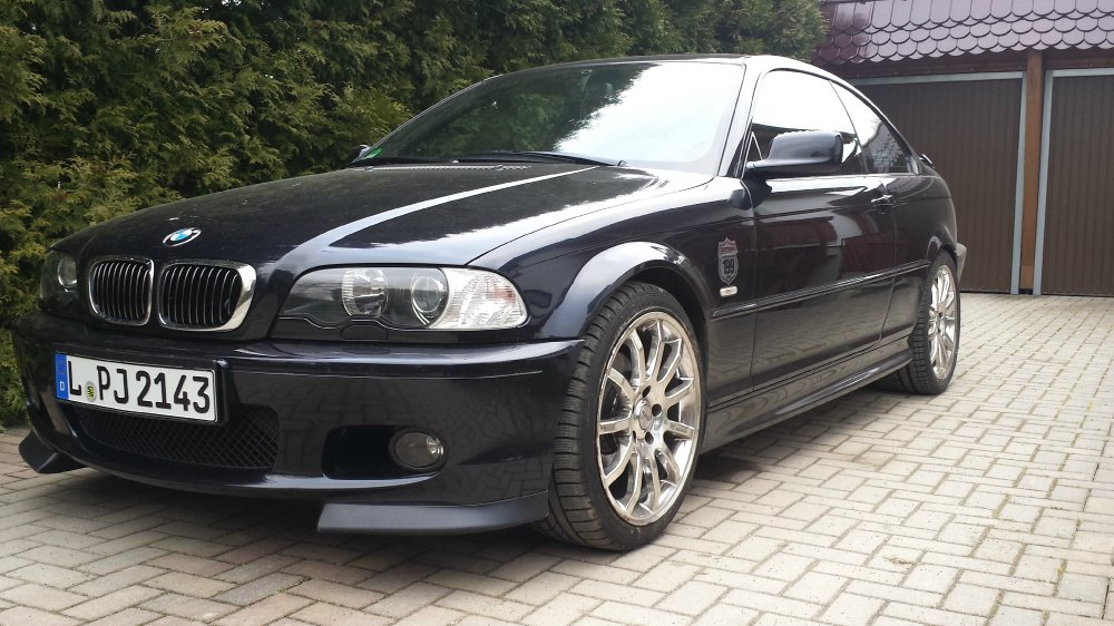 325ci clubsport 3er bmw e46 coupe tuning. Black Bedroom Furniture Sets. Home Design Ideas