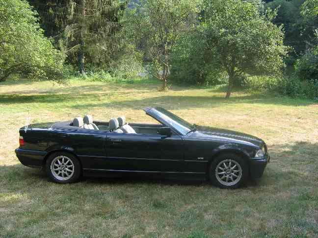 E36 328i Cabrio Automatik - 3er BMW - E36