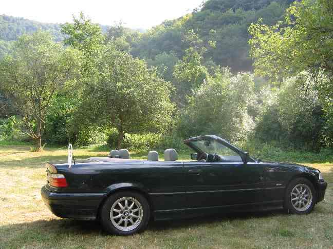 e36 328i cabrio automatik 3er bmw e36 cabrio tuning fotos bilder stories. Black Bedroom Furniture Sets. Home Design Ideas