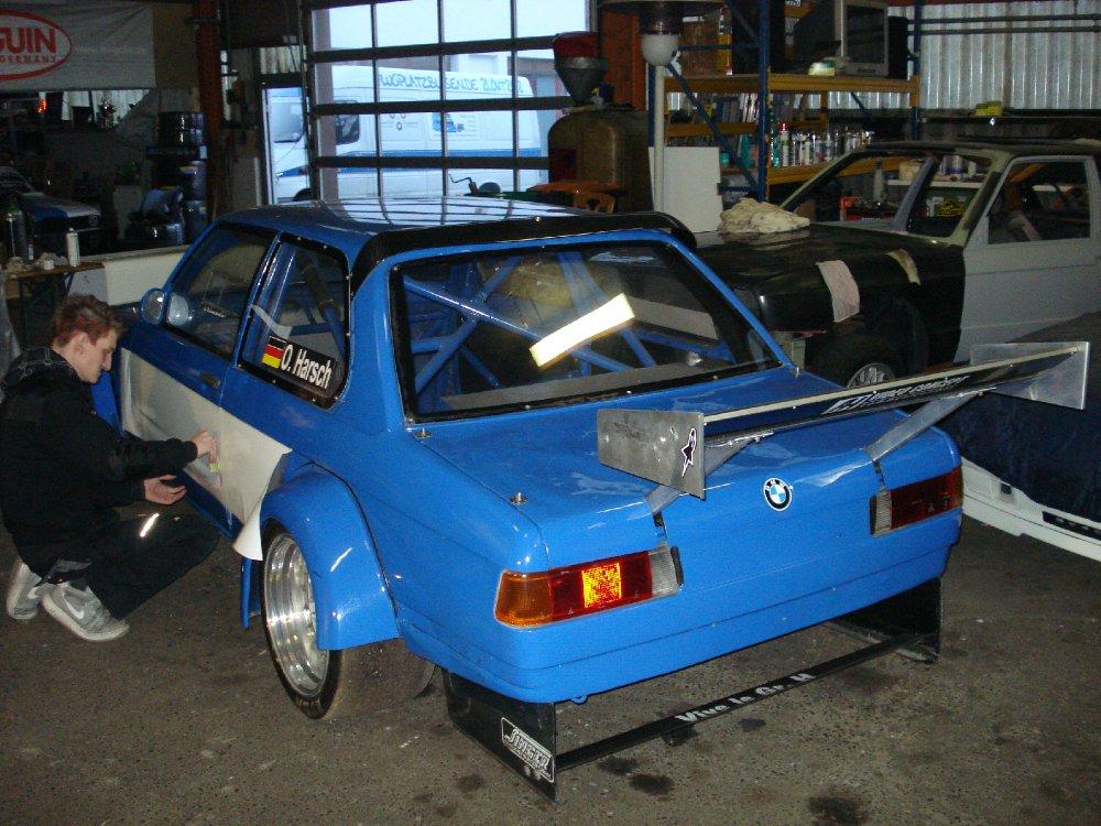 BMW E21 M3 V8 - das BMW-Syndikat Projekt - Fotostories weiterer BMW Modelle