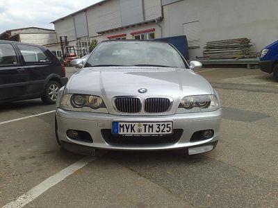 Mein Cabbi - 3er BMW - E46