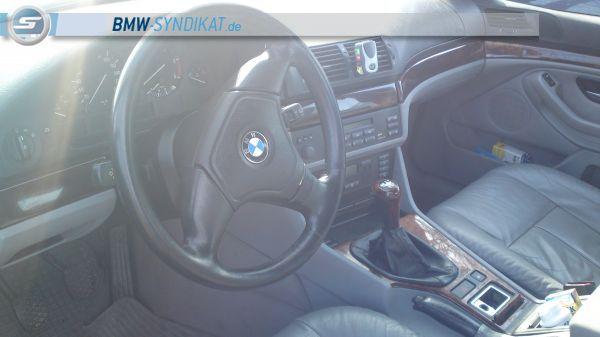 Mein e39 525TDS - 5er BMW - E39