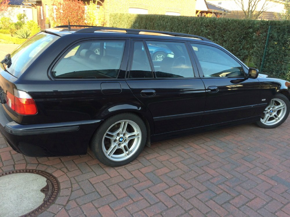 E39 530ia Touring M Paket Mit 19 Zoll Quot Odin Quot Www Bmw