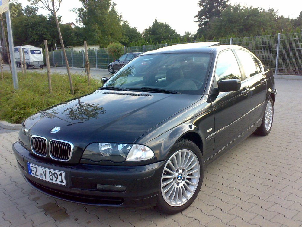 bmw e46 330d 3er bmw e46 limousine tuning fotos bilder stories. Black Bedroom Furniture Sets. Home Design Ideas
