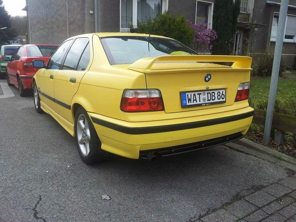 Yoshi 318is Class II - 3er BMW - E36