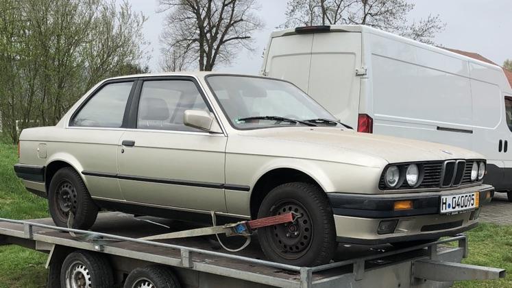 Bmw e30 2 türer - 3er BMW - E30