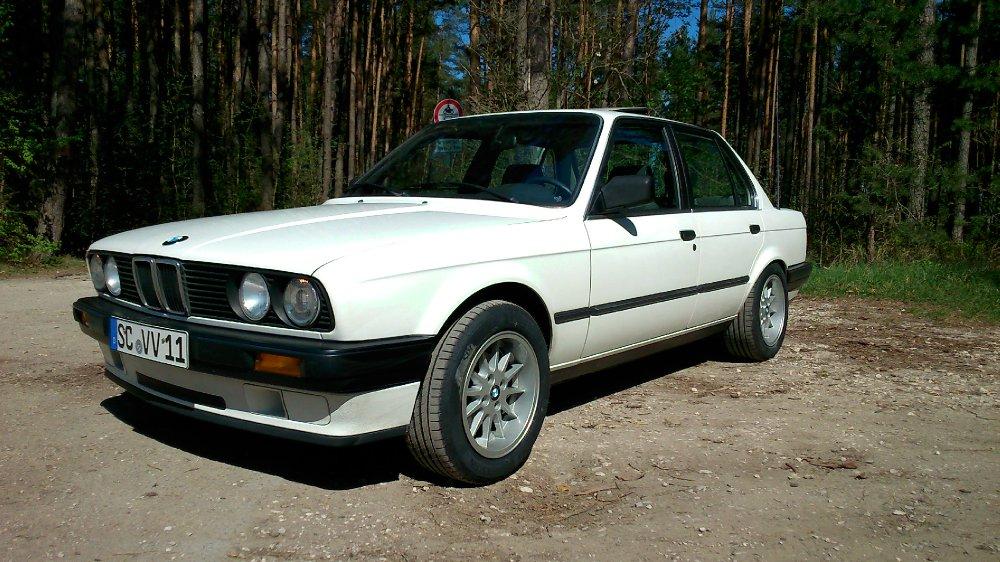 E30 316i - 3er BMW - E30