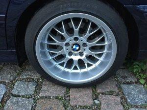 ROD Z5810715T Felge in 10x17 ET 15 mit Dunlop SportMaxx Reifen in 235/45/17 montiert hinten Hier auf einem 5er BMW E39 530d (Touring) Details zum Fahrzeug / Besitzer