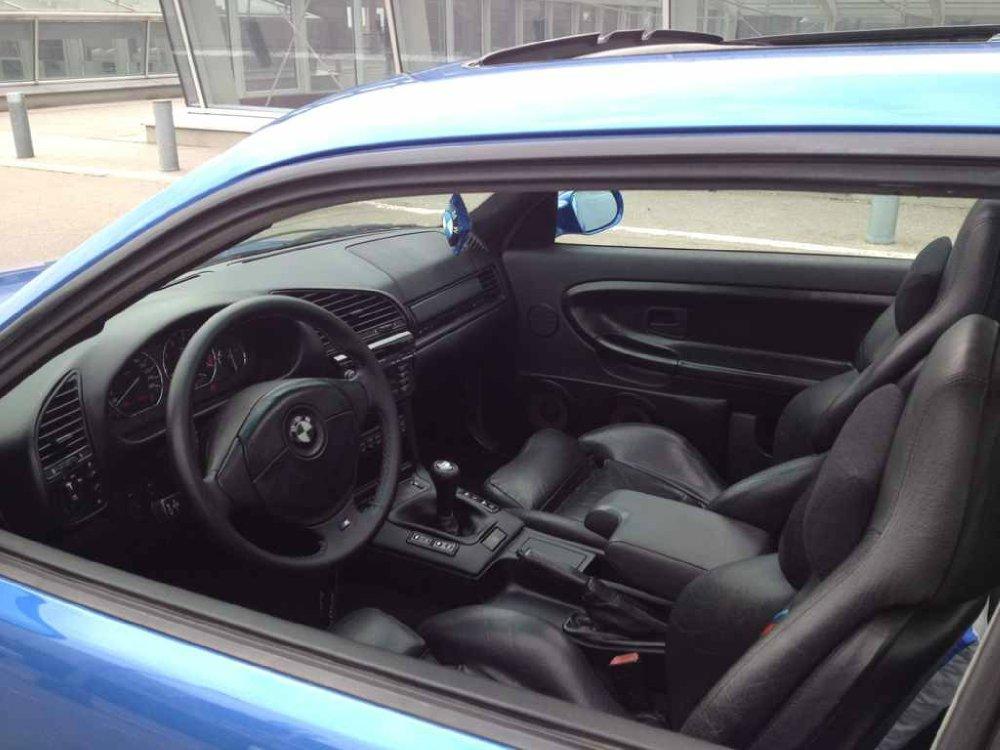 E36, 328i coupe - 3er BMW - E36