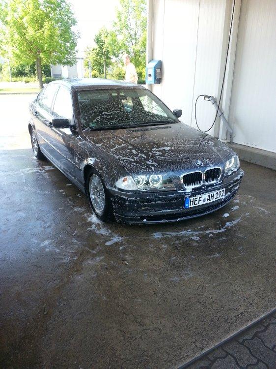 BMW E46 Stahlgrau - 3er BMW - E46