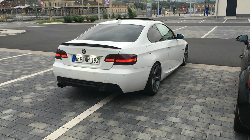 BMW E92 325i  N53 M Performance - 3er BMW - E90 / E91 / E92 / E93