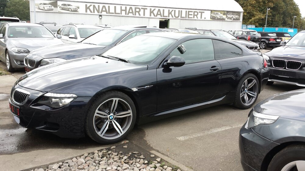 Bmw M6 E63 Competition Paket Fotostories Weiterer Bmw