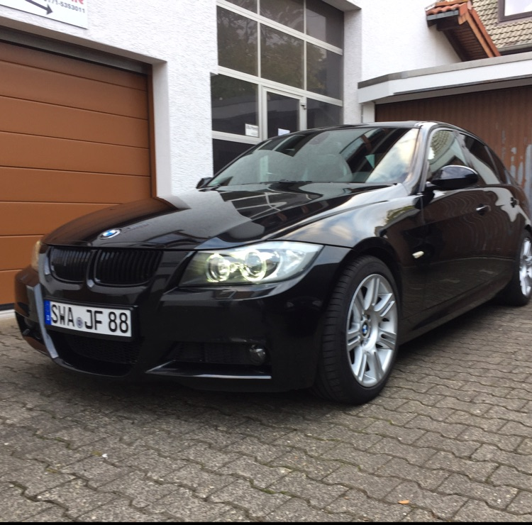 E90, 325i M Paket - 3er BMW - E90 / E91 / E92 / E93